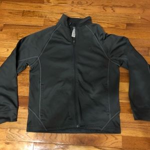 Gray champion  jacket
